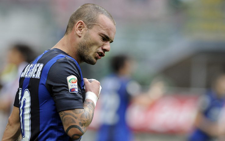 Intrigo Sneijder