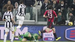 Juventus Milan 2-1