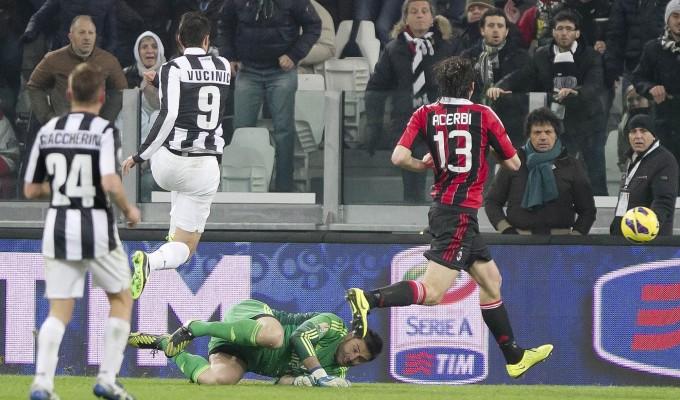 coppa italia 2013: Juventus Milan 2-1