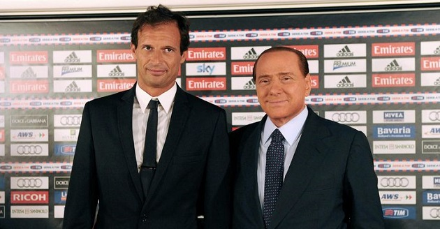 allegri berlusconi