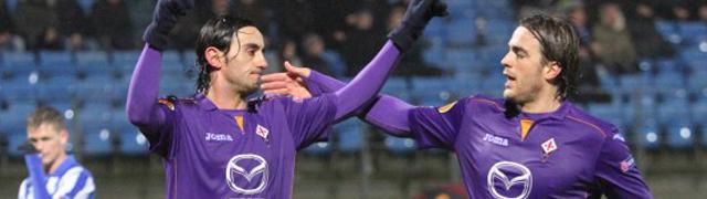 Fiorentina Esbjerg europa league