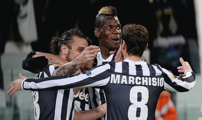 Juventus Trabzonspor europa league
