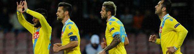 napoli europa league 2014