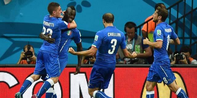 partita dell'Italia mondiale 2014