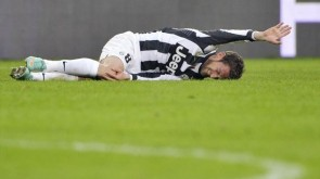 Contusione Cludio Marchisio