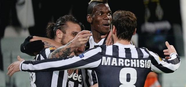Juventus Trabzonspor europa league