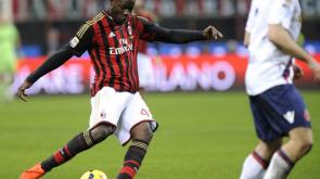 Milan-Bologna Balotelli