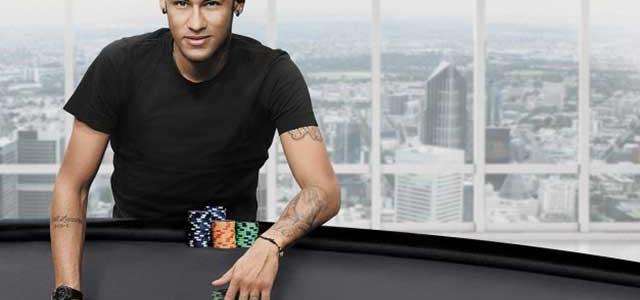 neymar nel team di pokerstras